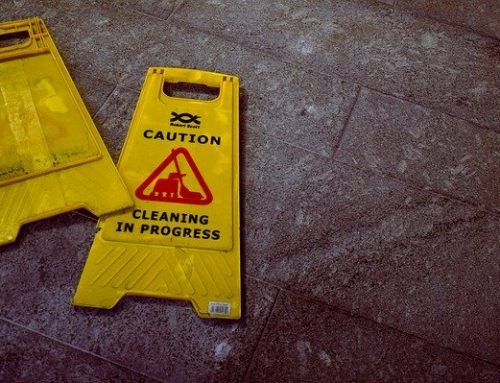 Will My Slip And Fall Claim Be Dismissed Because Of A Warning Sign?